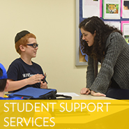 Learn more about student support services at CESJDS