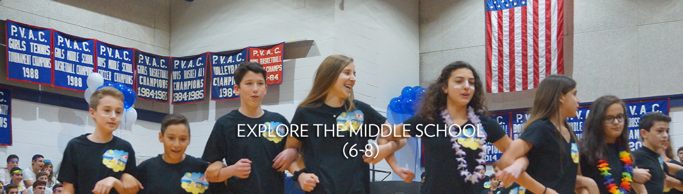 Explore the CESJDS Middle School!