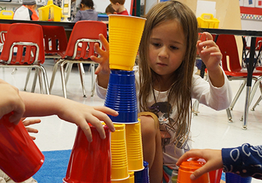 Gurim, an experiential, child-centered Junior Kindergarten