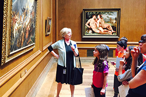 Field Trip to the National Gallery of Art