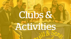 Learn more about clubs & activities at CESJDS